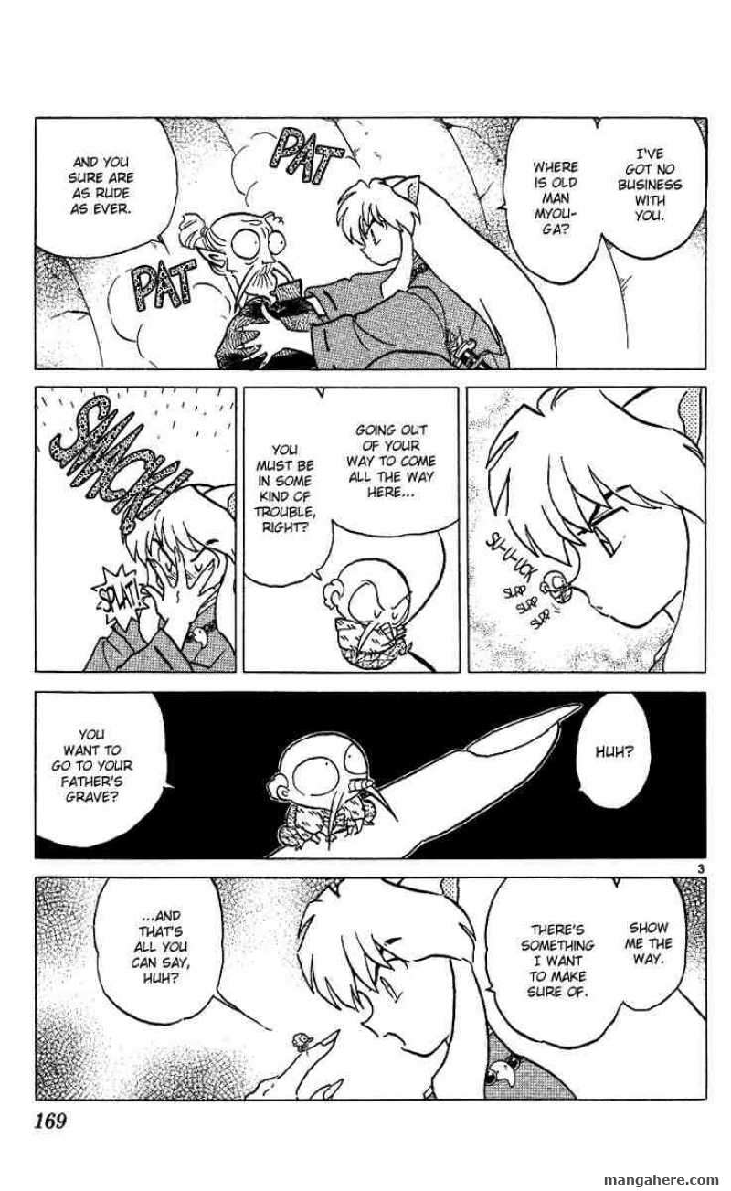 InuYasha 298 Page 3