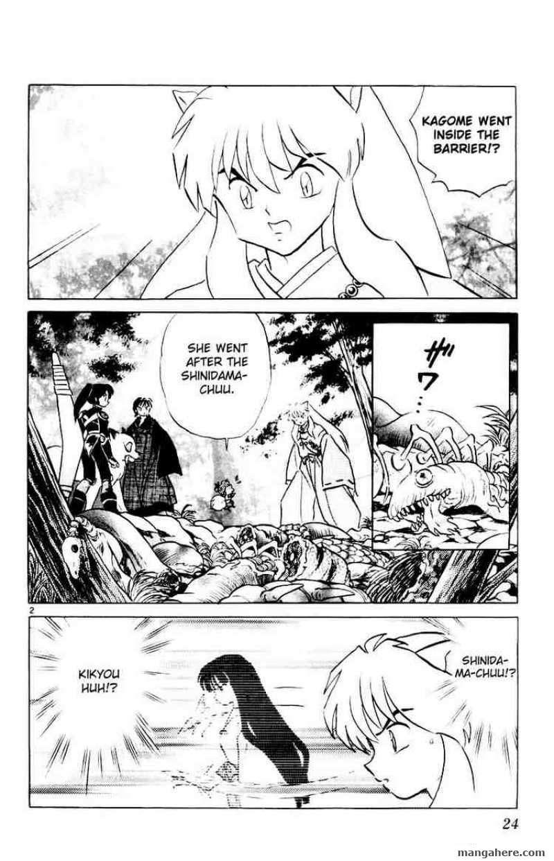InuYasha 310 Page 2