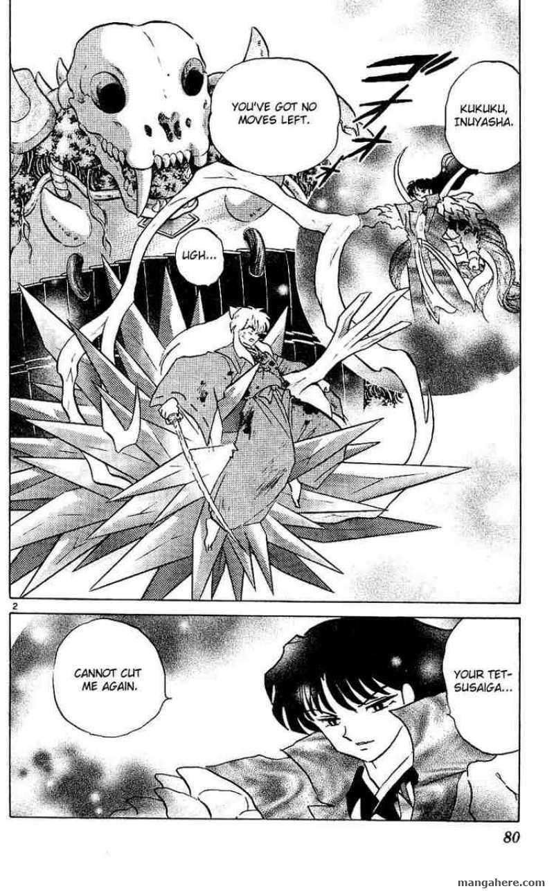InuYasha 323 Page 2