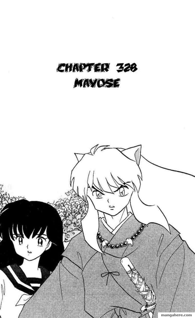 InuYasha 328 Page 1