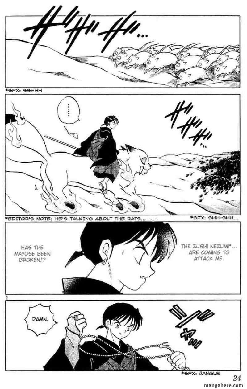 InuYasha 330 Page 2