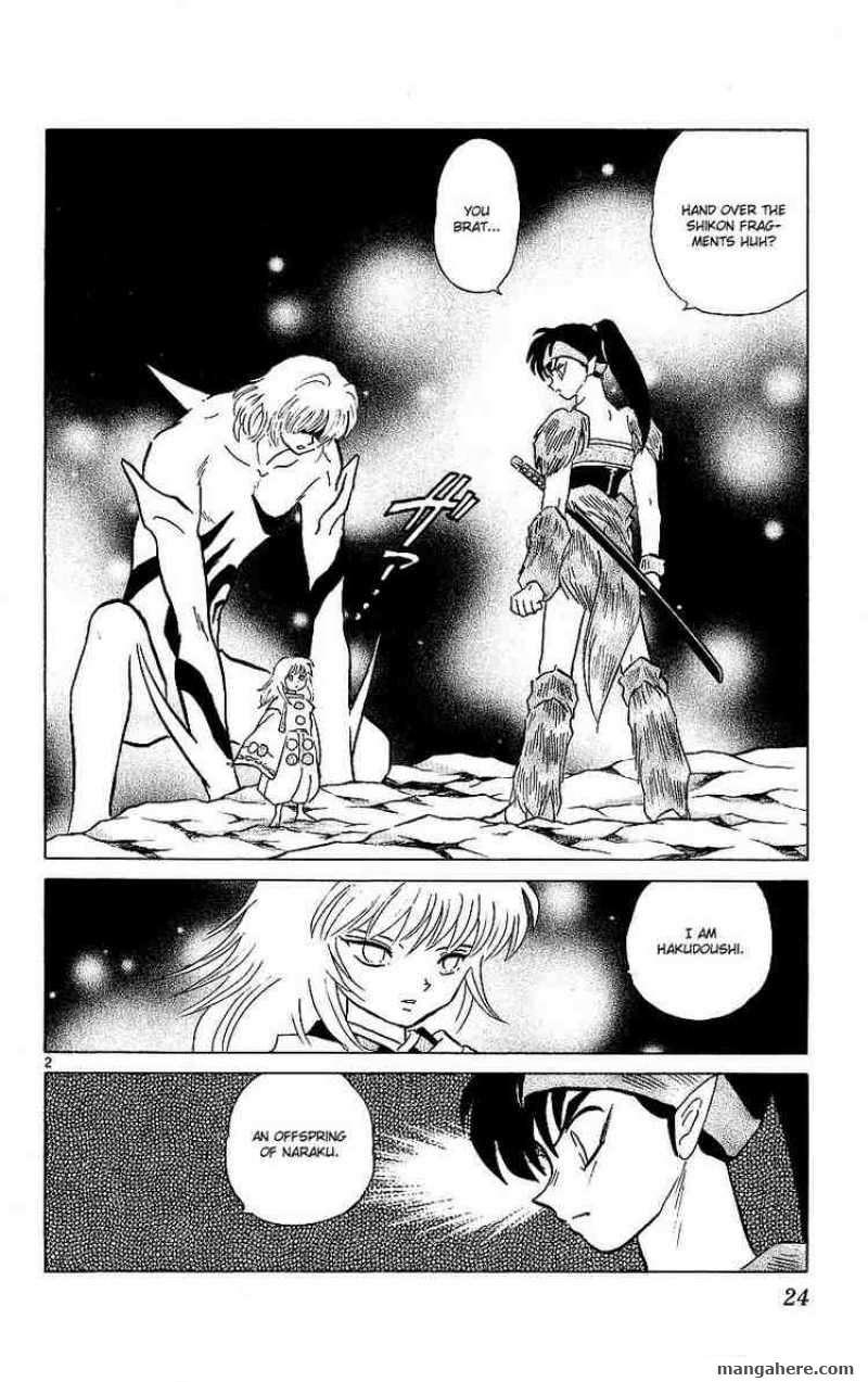 InuYasha 340 Page 2