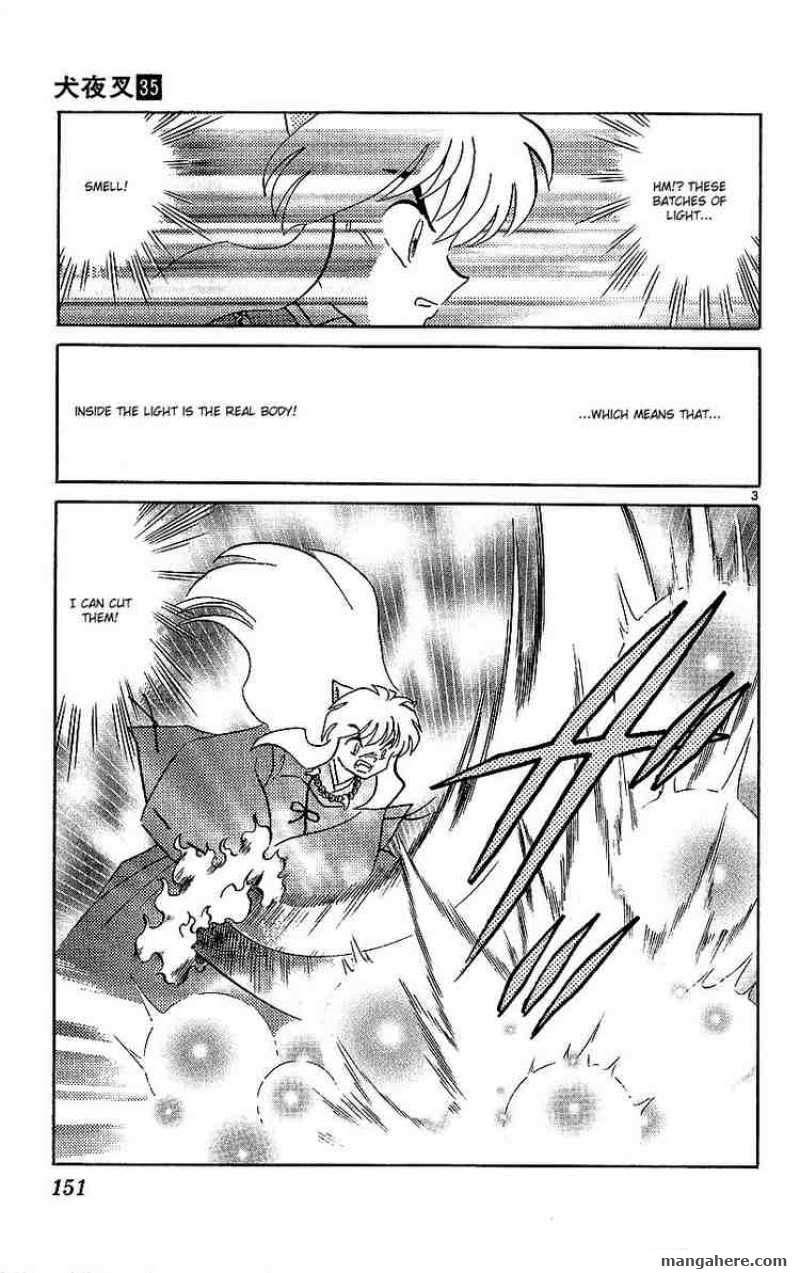 InuYasha 347 Page 3