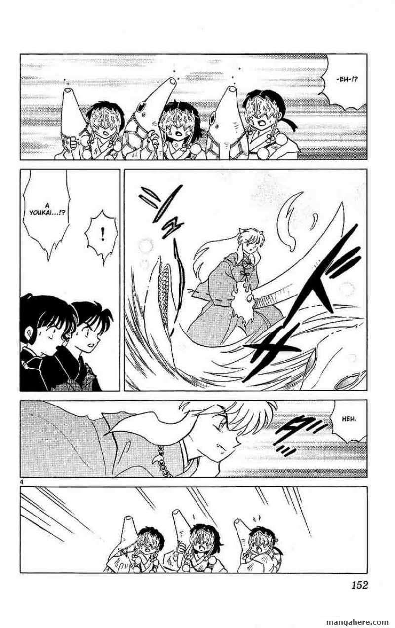 InuYasha 347 Page 4