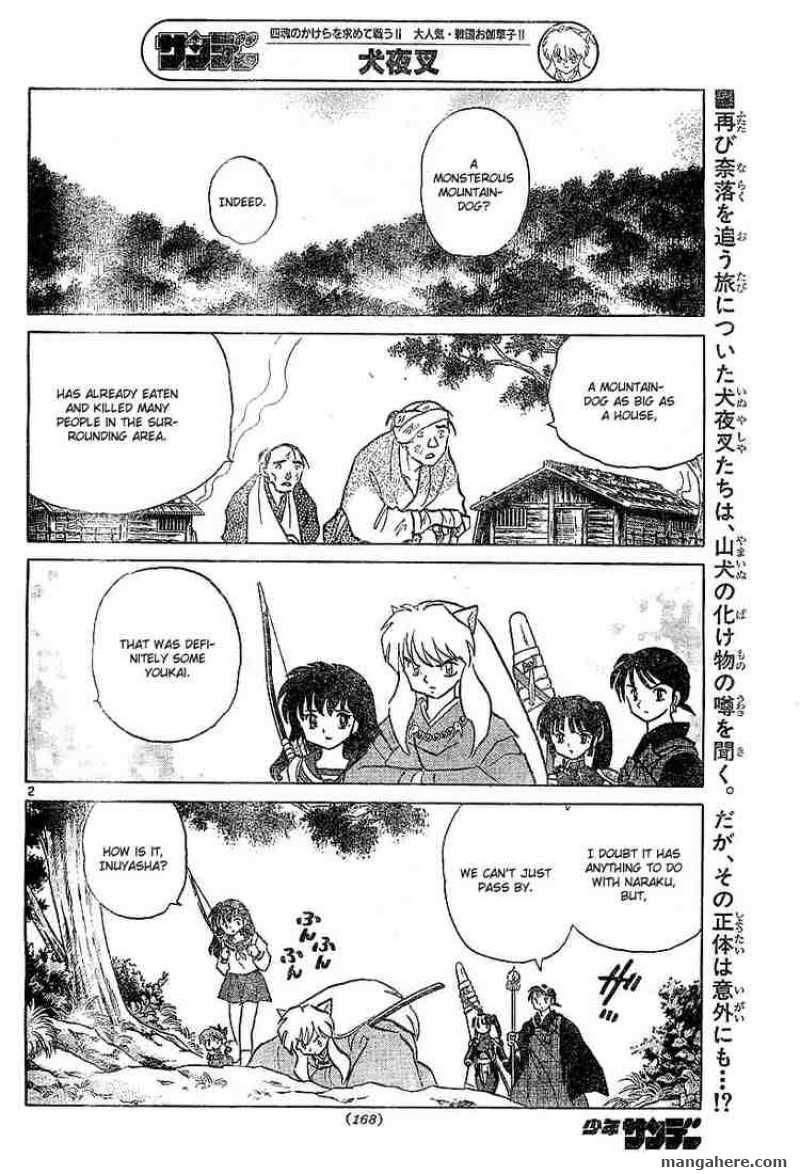 InuYasha 359 Page 2