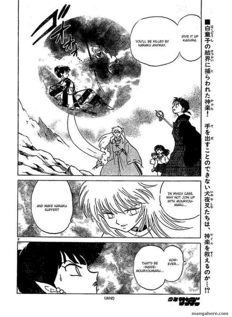 InuYasha 370 Page 2