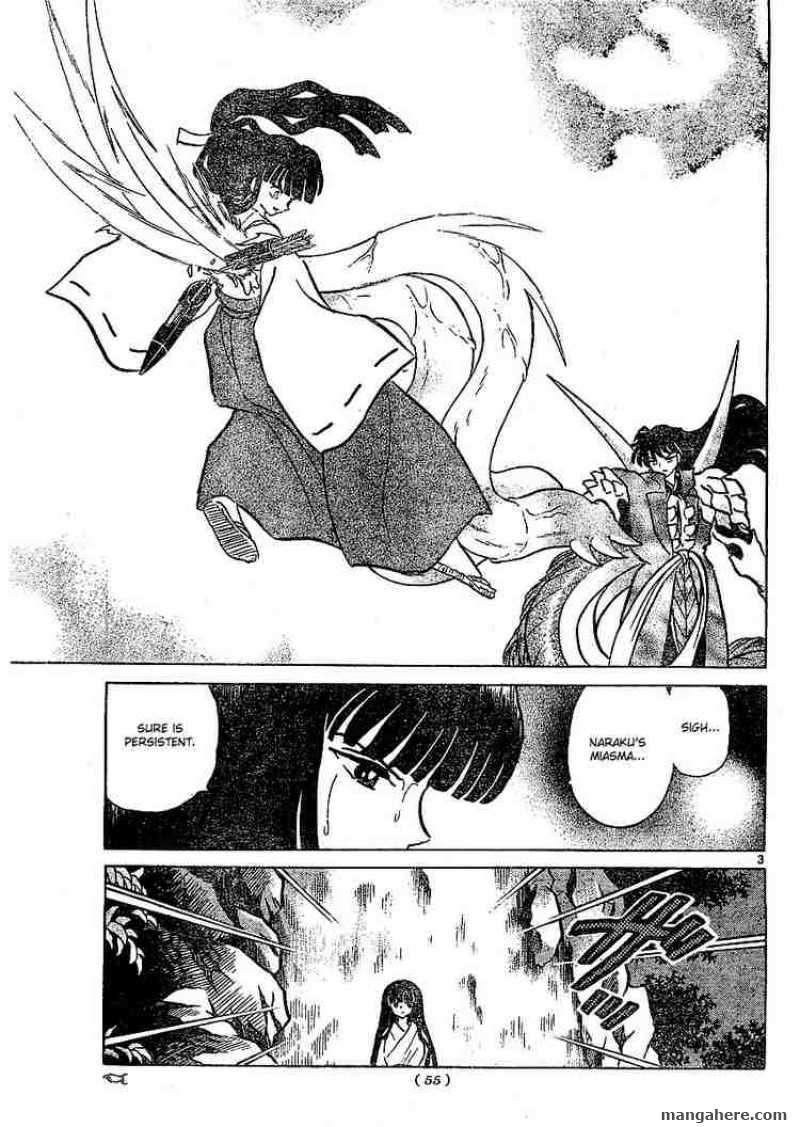 InuYasha 376 Page 3