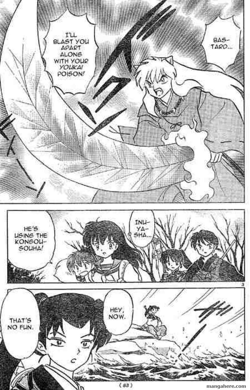 InuYasha 397 Page 3