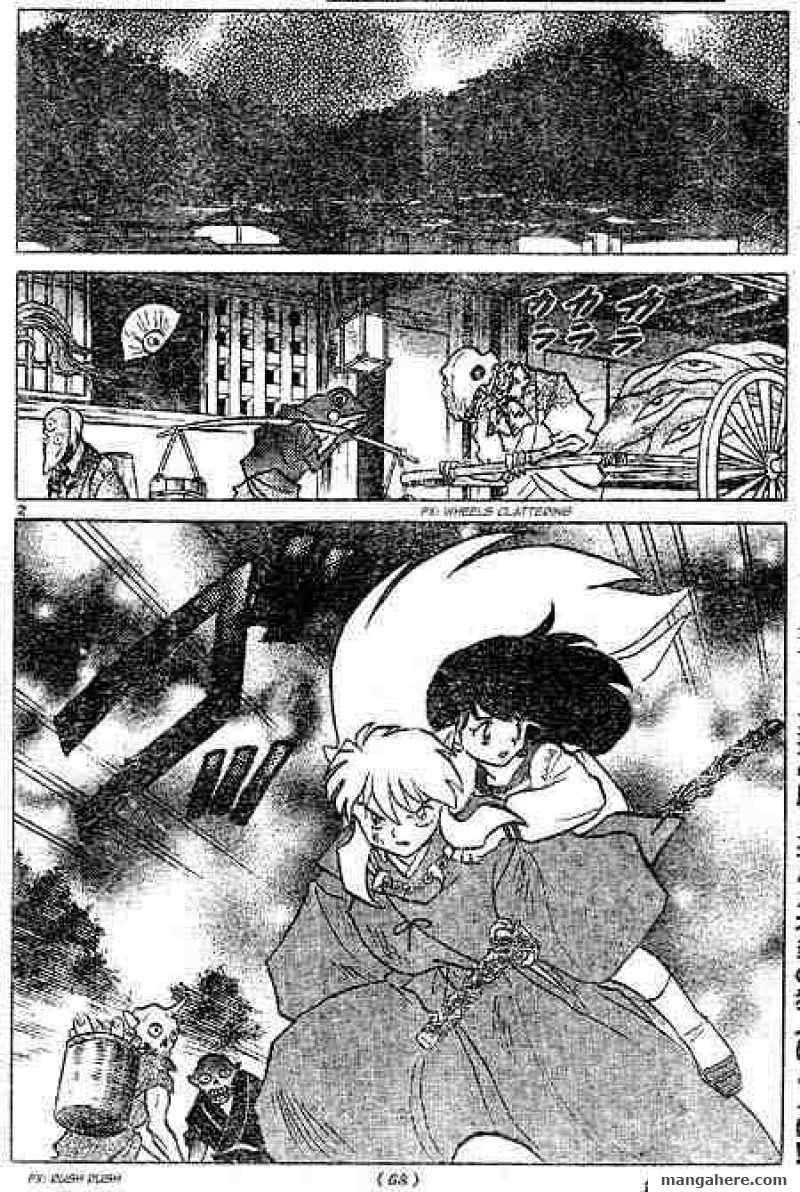 InuYasha 429 Page 2