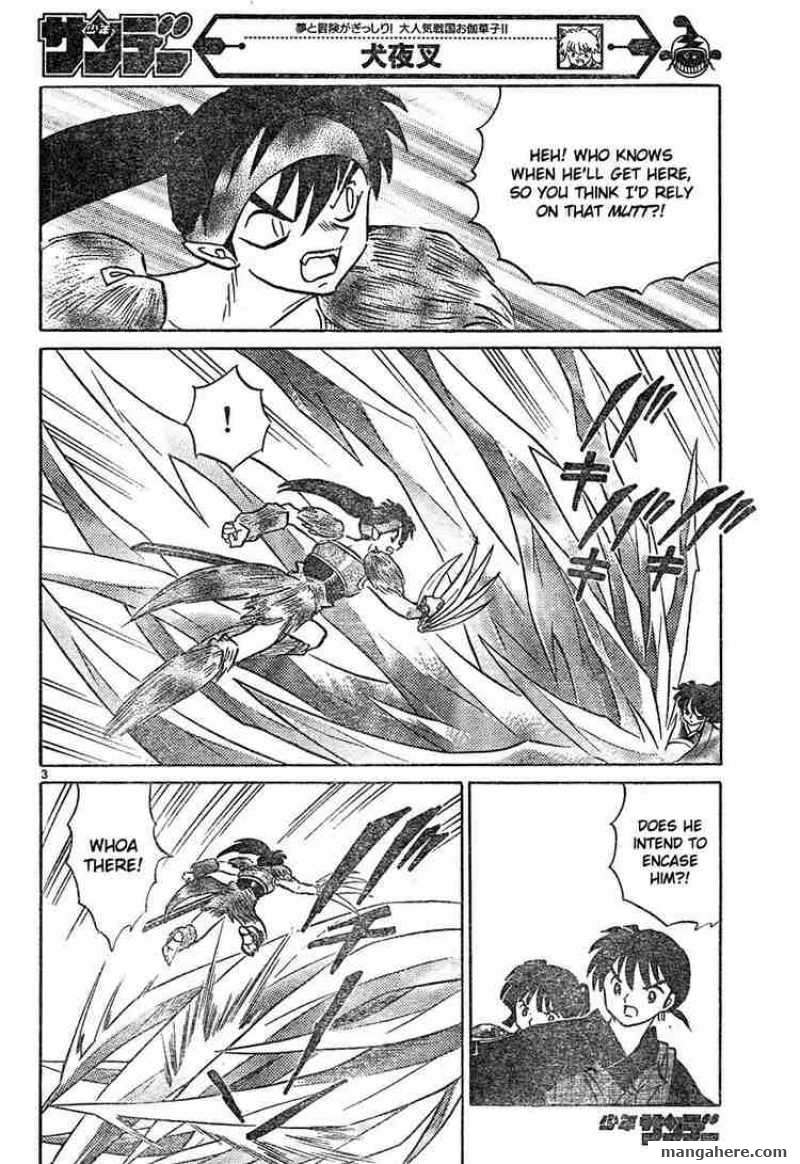 InuYasha 460 Page 3