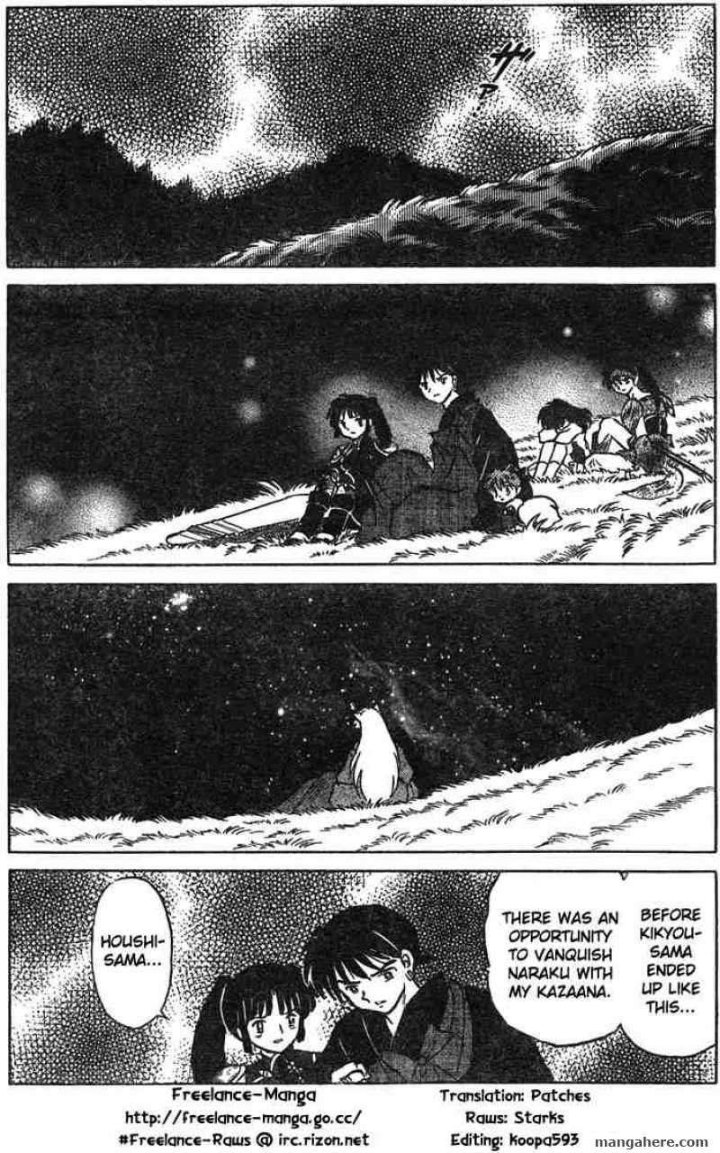 InuYasha 465 Page 2