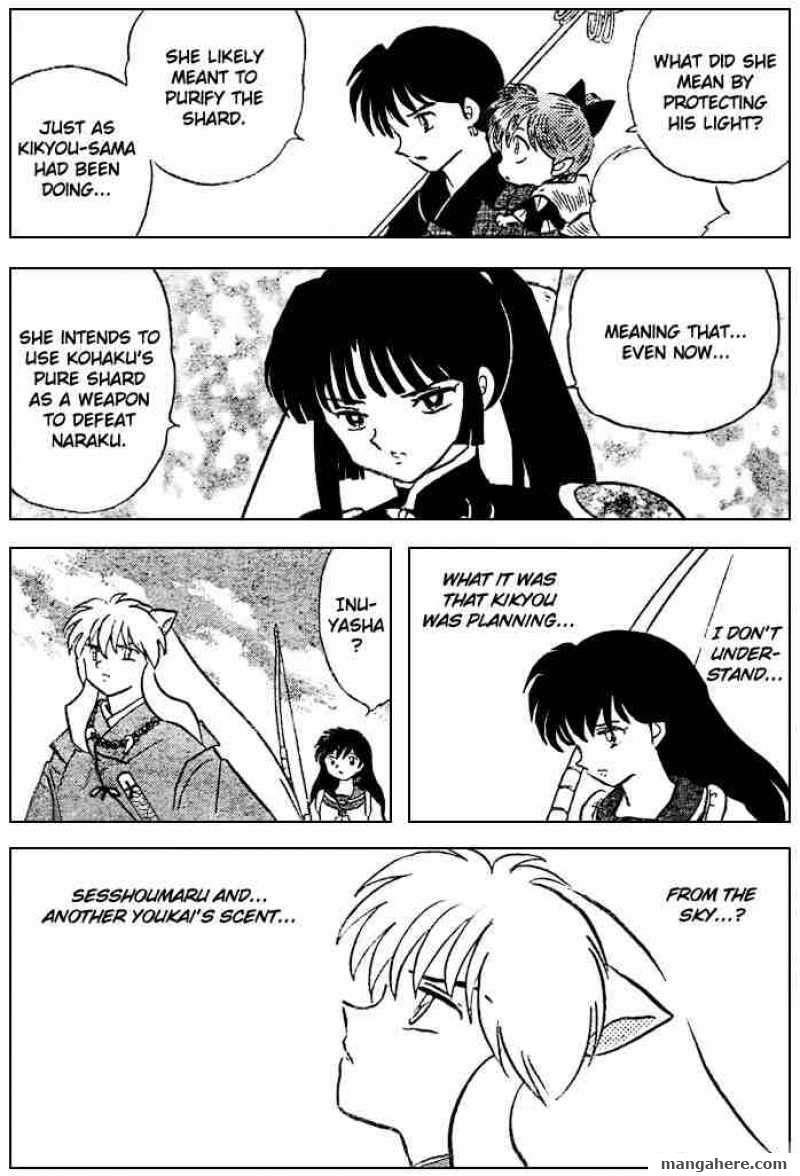 InuYasha 467 Page 3