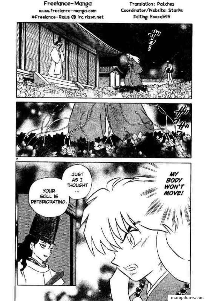 InuYasha 473 Page 2