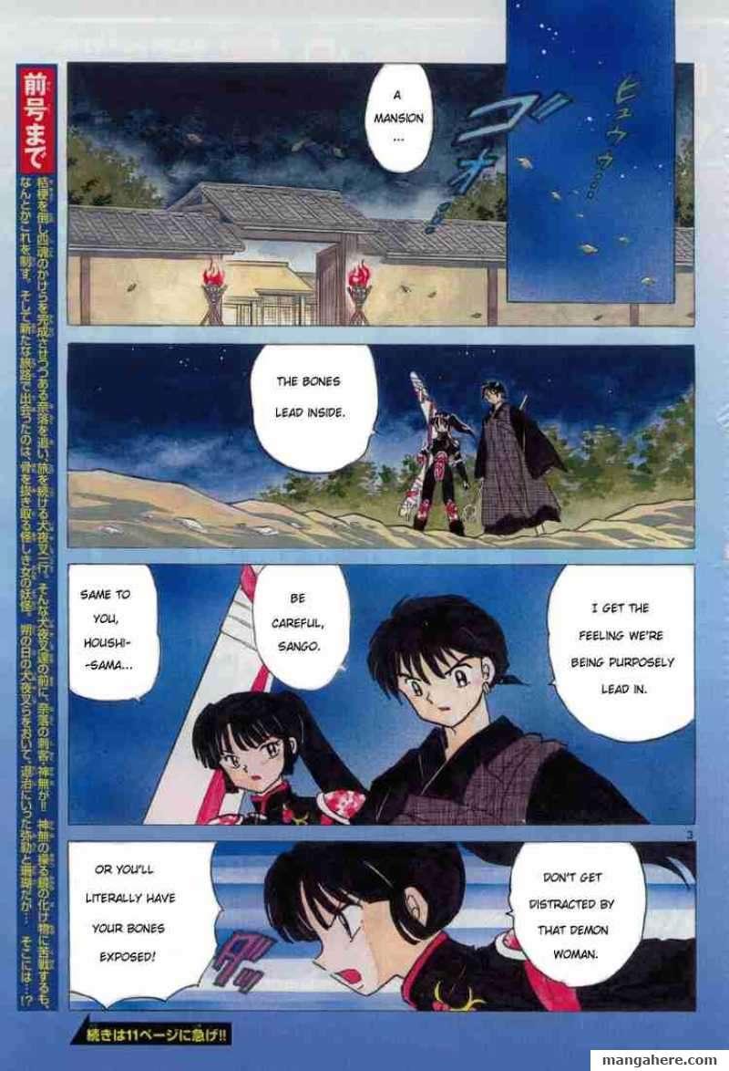 InuYasha 482 Page 3