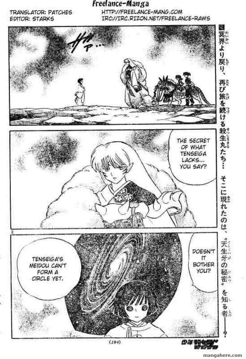 InuYasha 489 Page 2