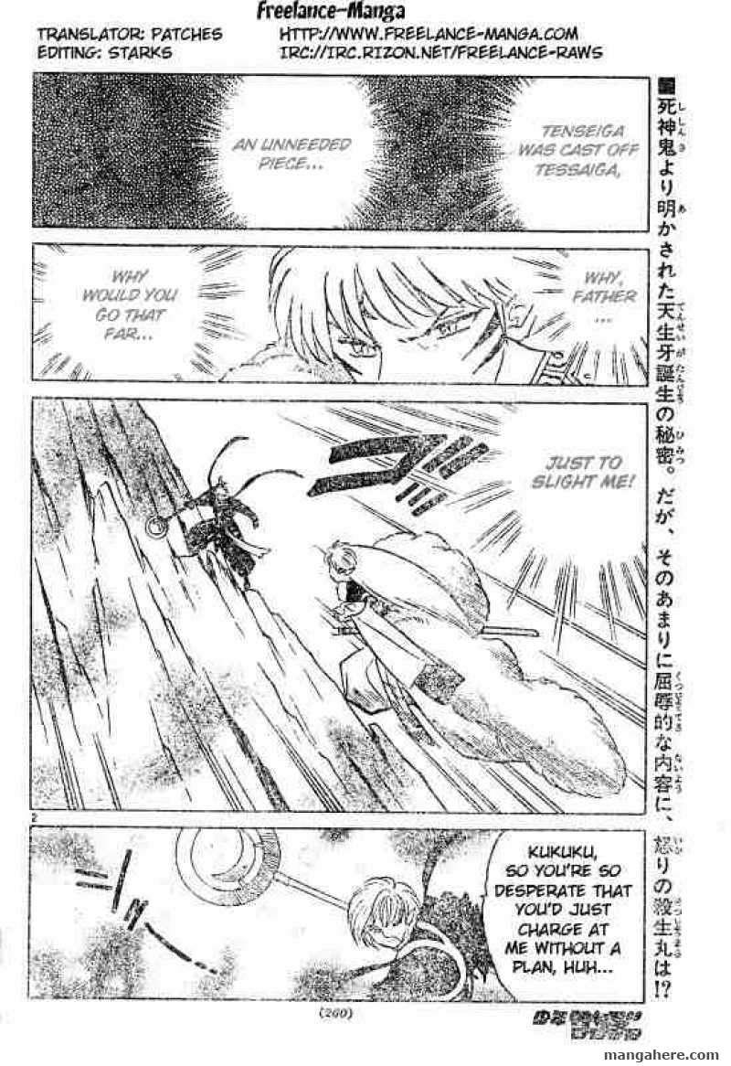 InuYasha 492 Page 2