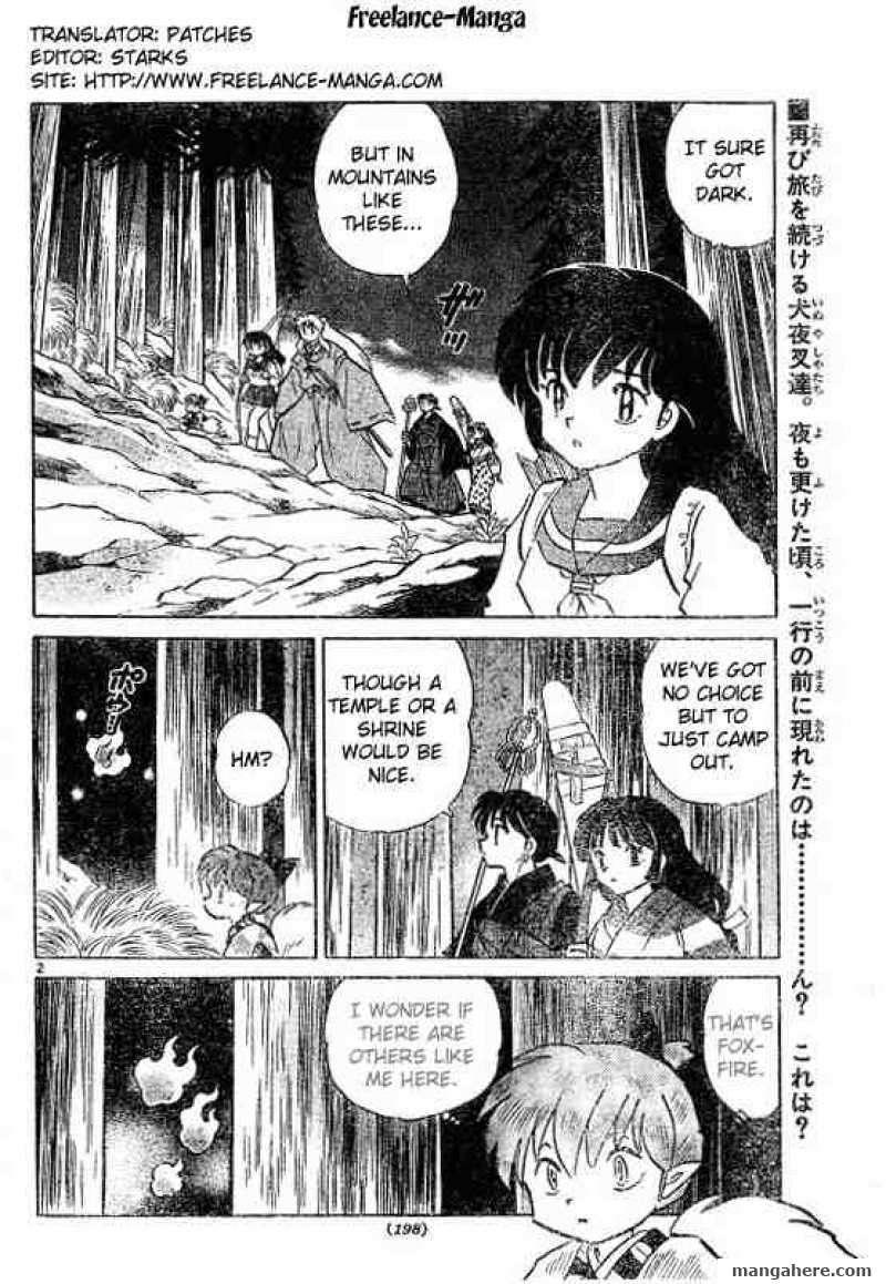 InuYasha 505 Page 2