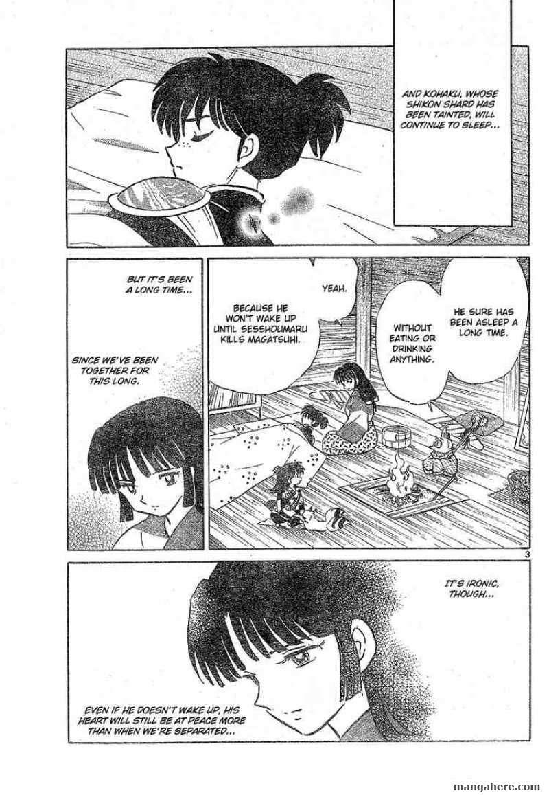 InuYasha 521 Page 3
