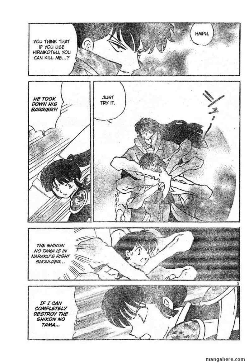 InuYasha 527 Page 3