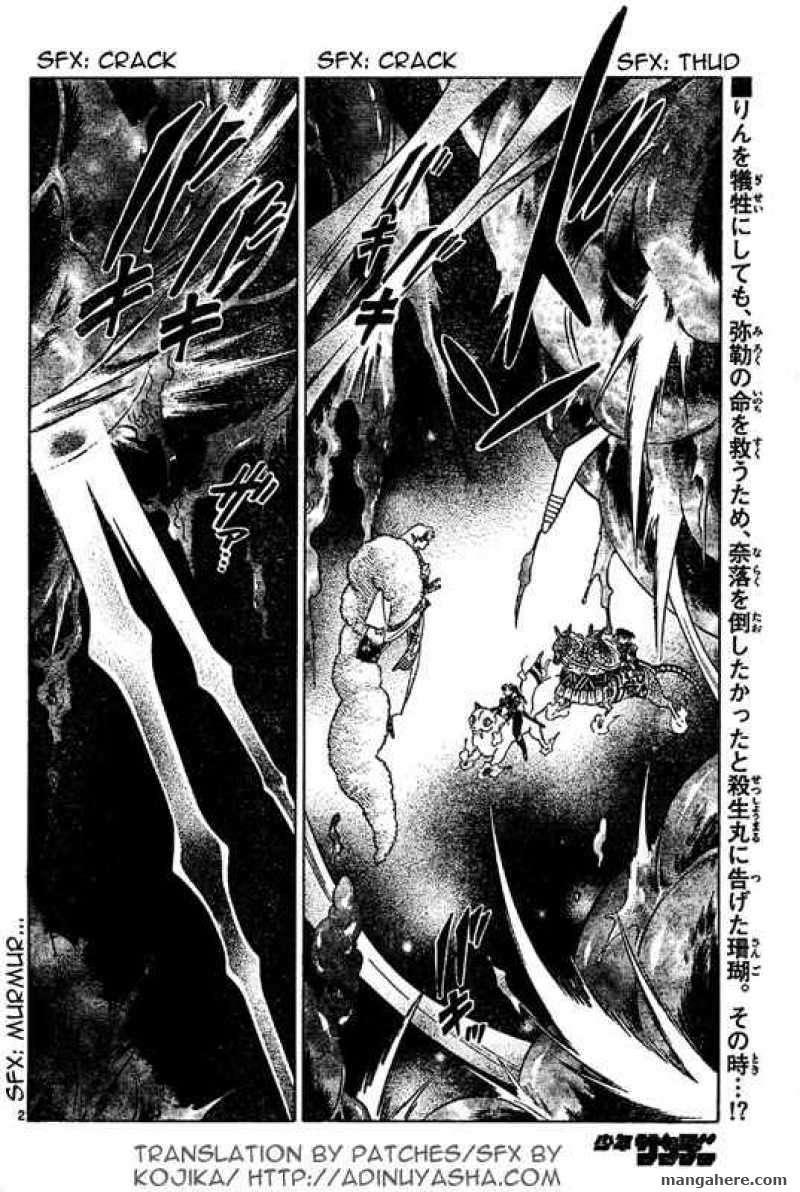 InuYasha 544 Page 2