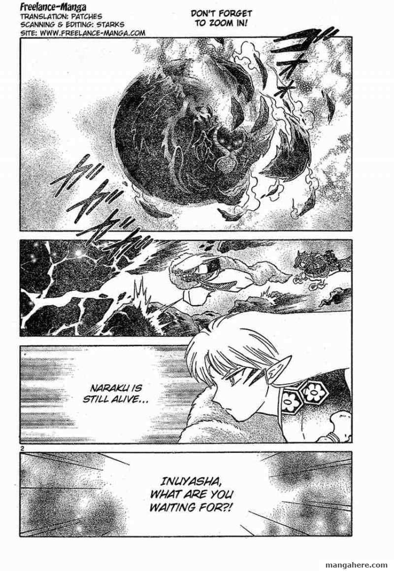 InuYasha 549 Page 2