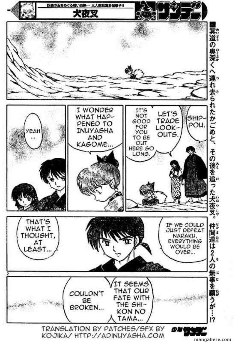 InuYasha 556 Page 2