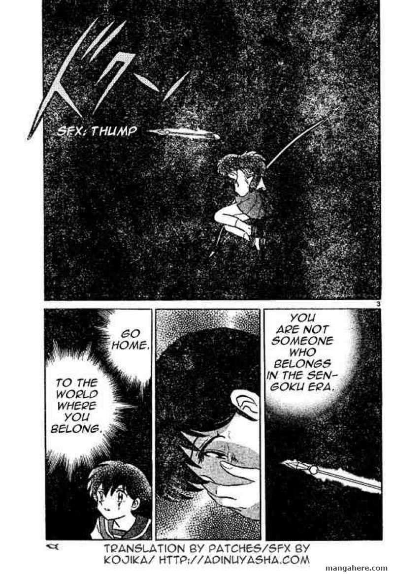 InuYasha 556 Page 3