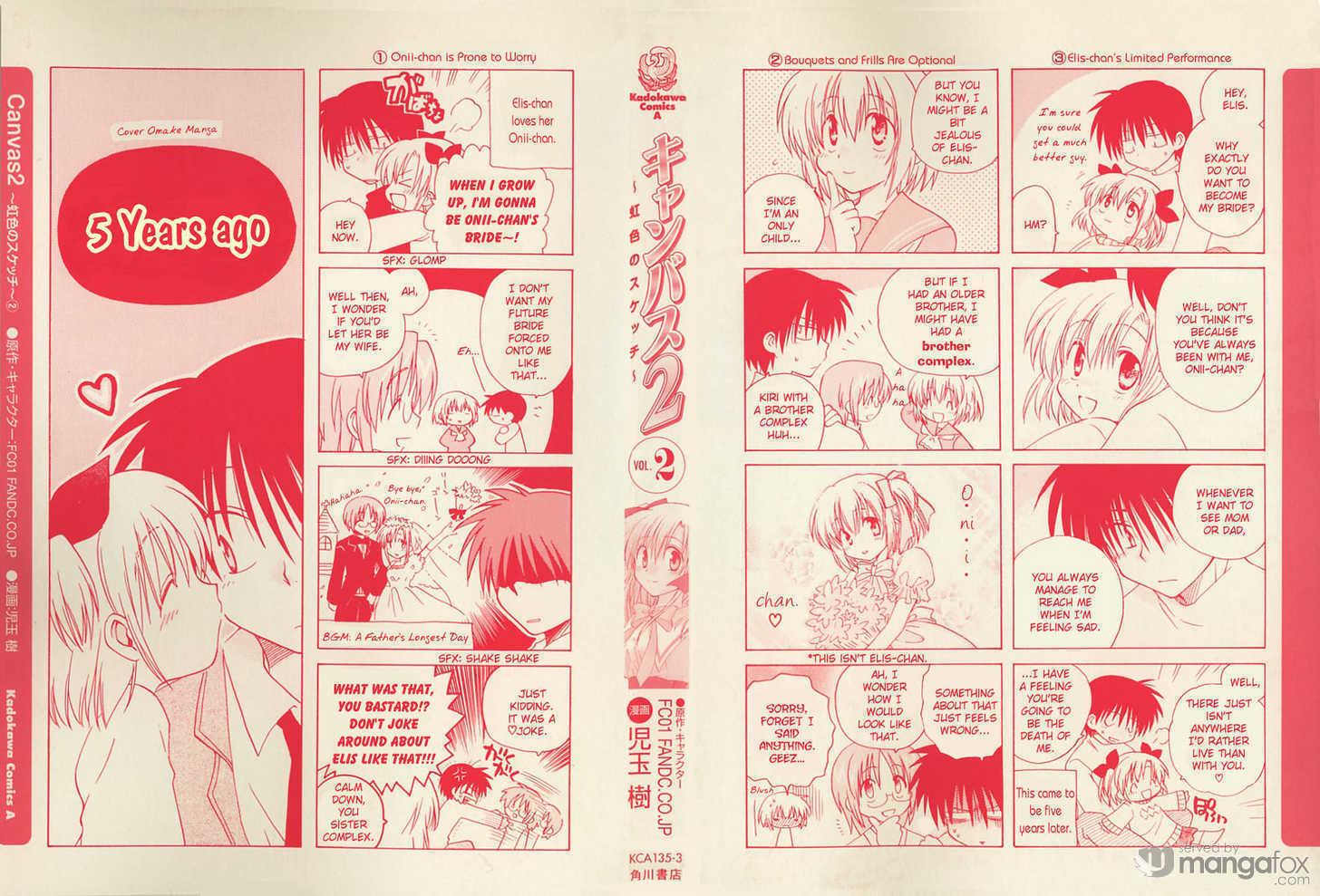 Canvas 2 - Nijiiro no Sketch 7 Page 1