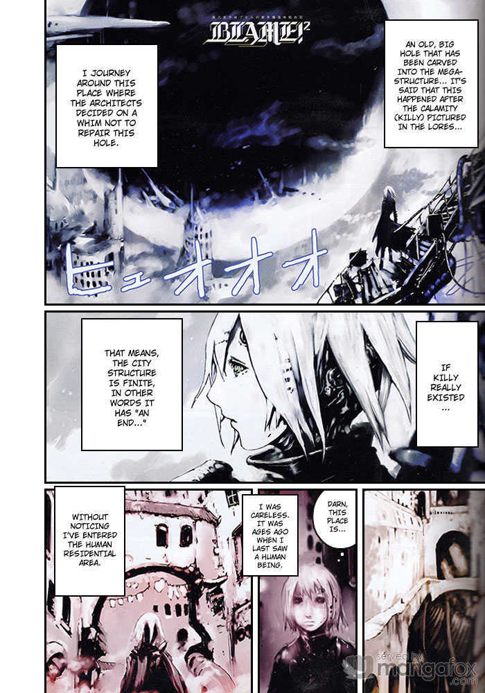 Blame! 2 0 Page 3
