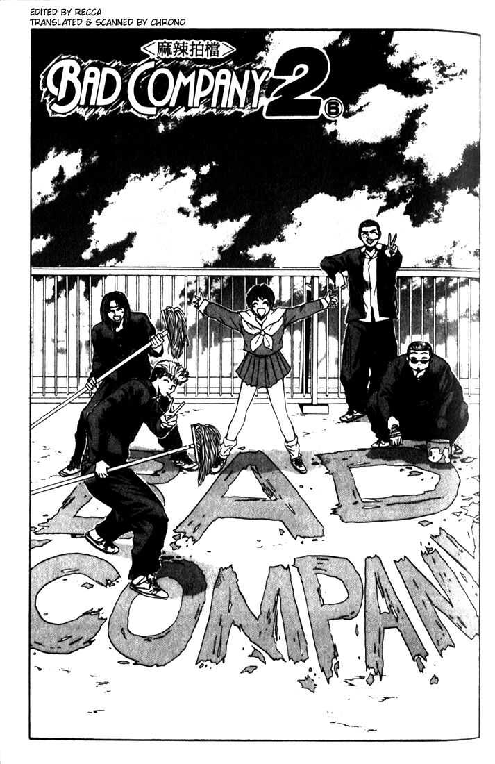 Bad Company 10 Page 1