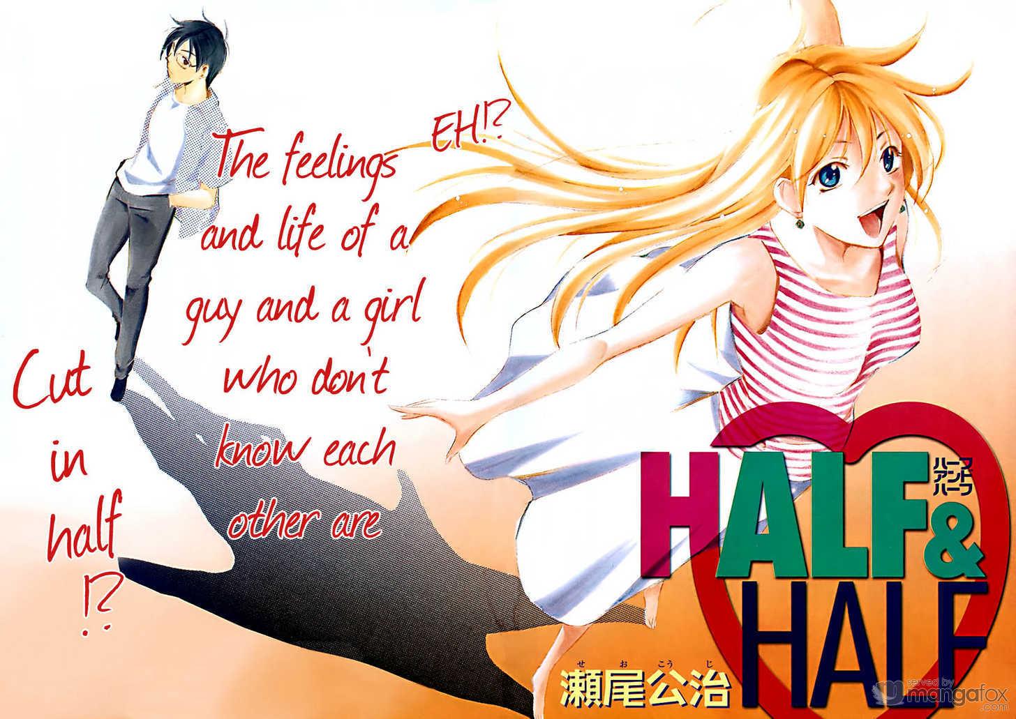 Half & Half 0 Page 2