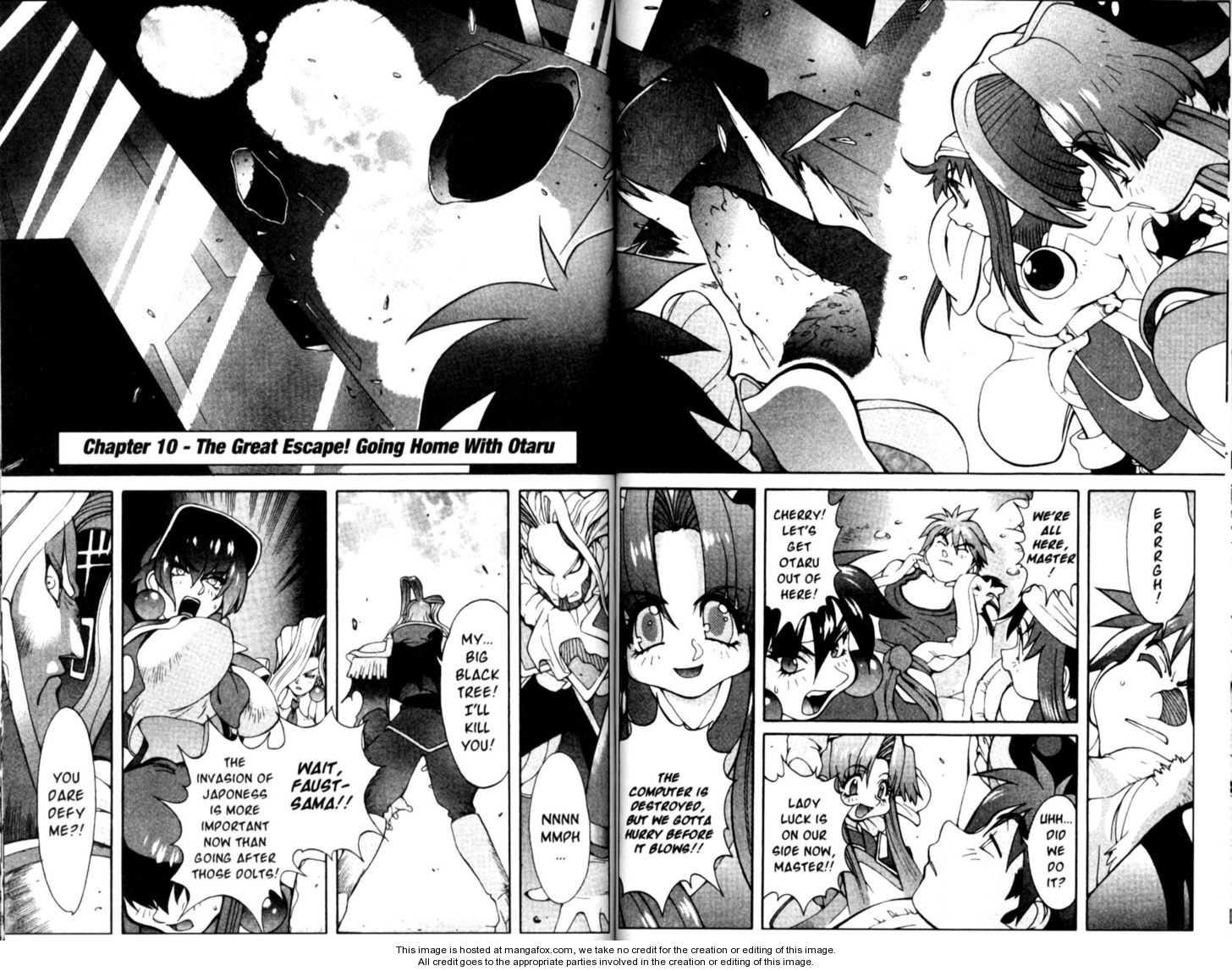 Saber Marionette J 10 Page 2