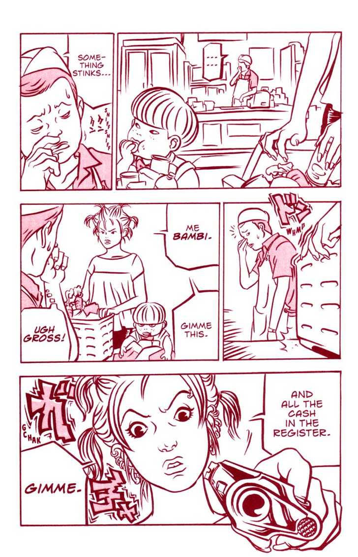Bambi and Her Pink Gun 3 Page 2