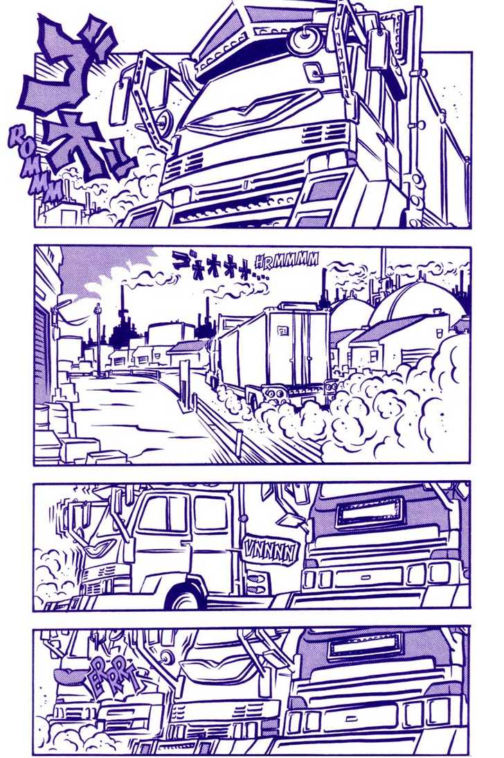 Bambi and Her Pink Gun 12 Page 1