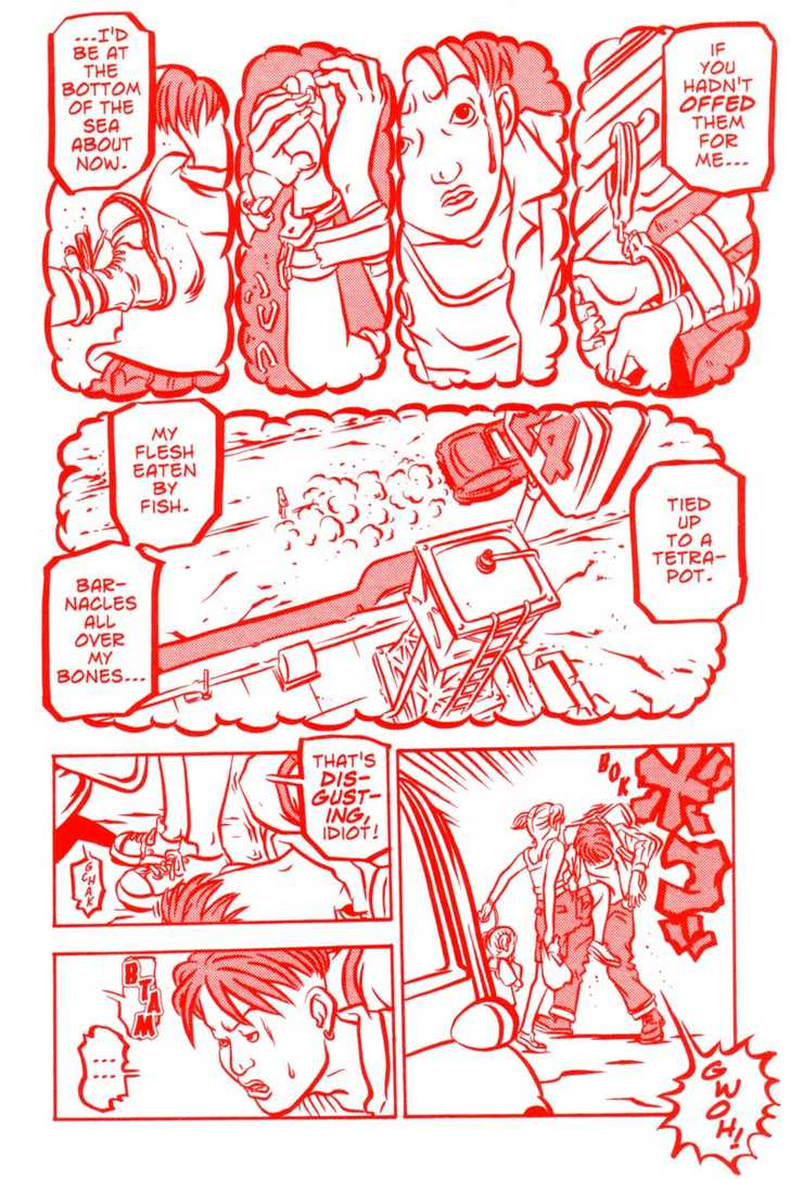 Bambi and Her Pink Gun 13 Page 2