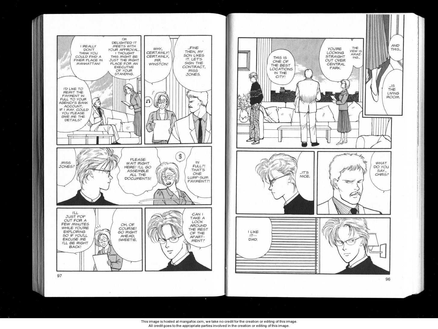 Banana Fish 3 Page 4
