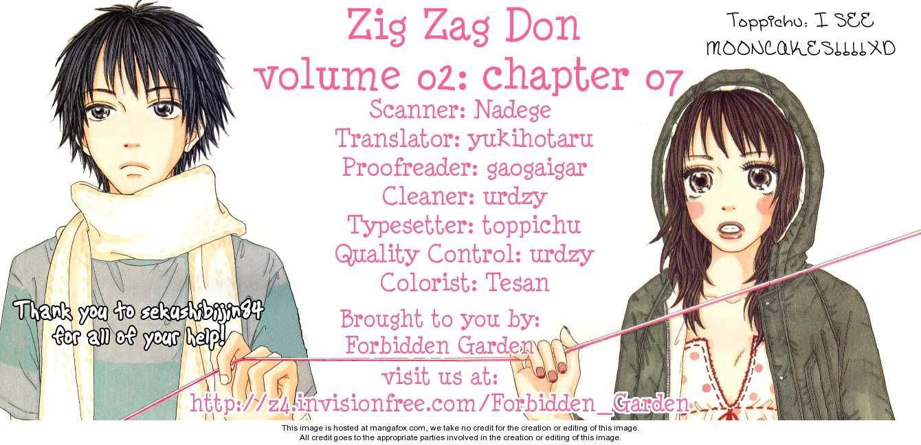 Zig Zag Don 7 Page 1