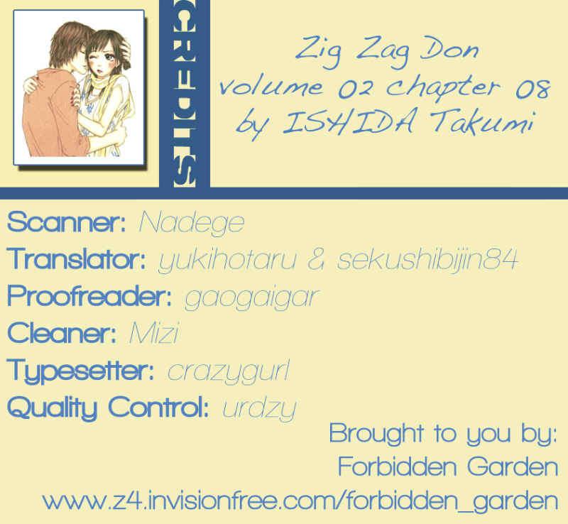 Zig Zag Don 8 Page 1