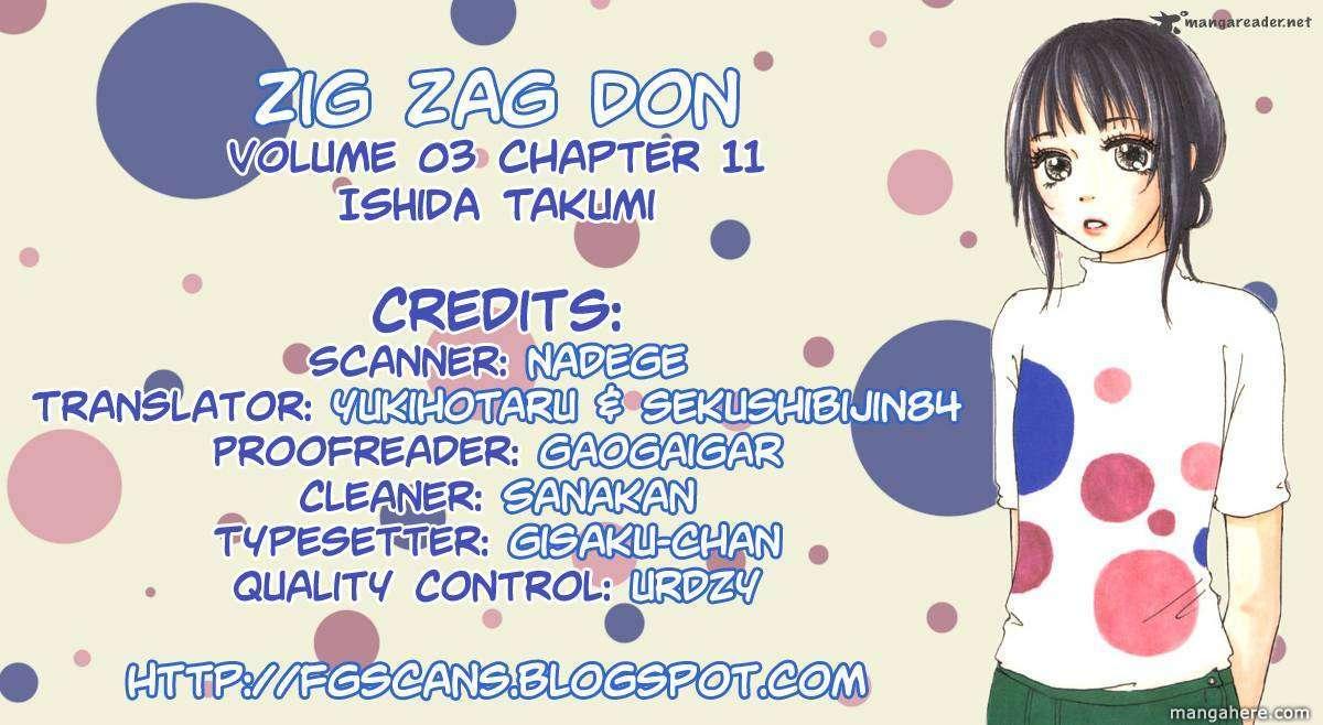 Zig Zag Don 11 Page 1