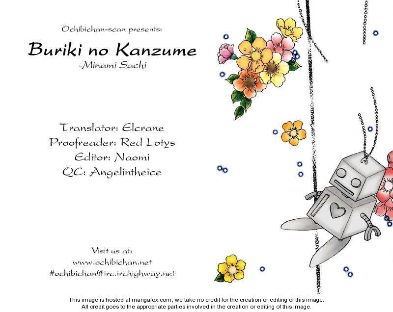 Buriki no Kanzume 4 Page 2
