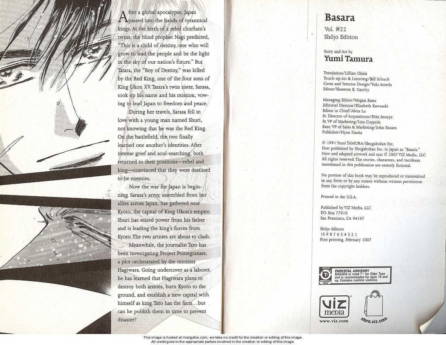 Basara 83 Page 2