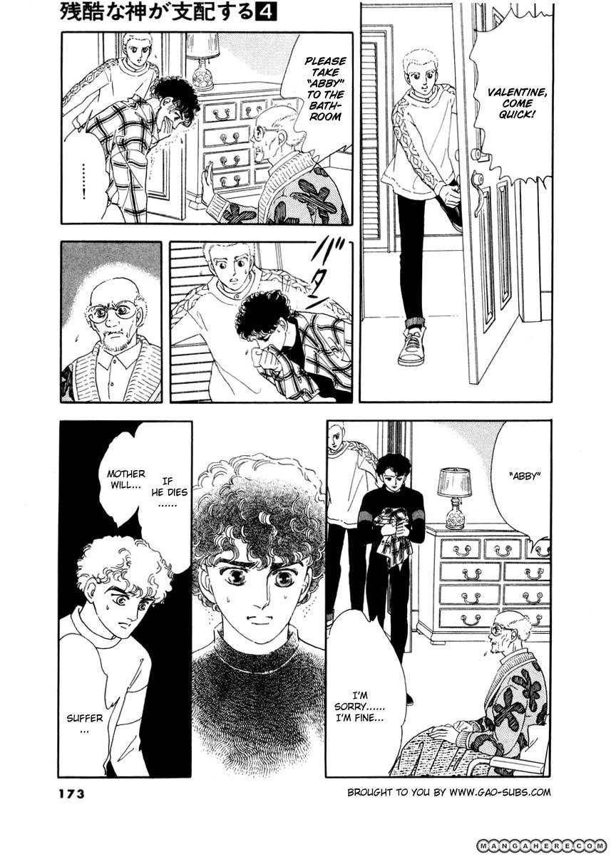 Zankoku na Kami ga Shihai Suru 25 Page 1