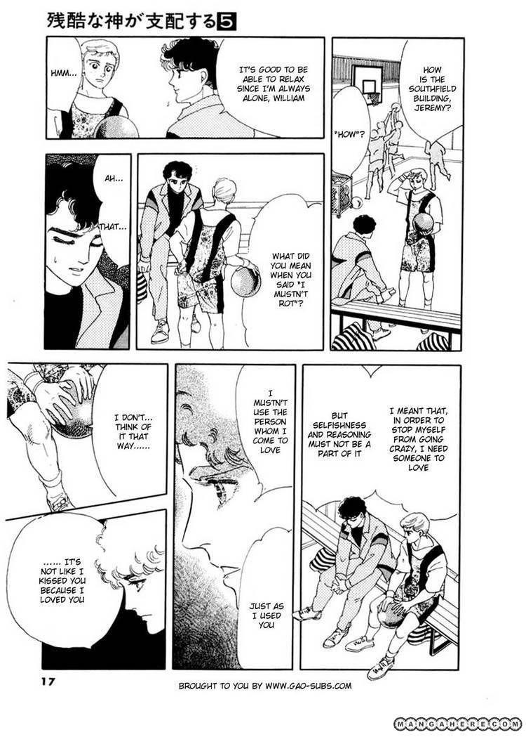 Zankoku na Kami ga Shihai Suru 27 Page 2