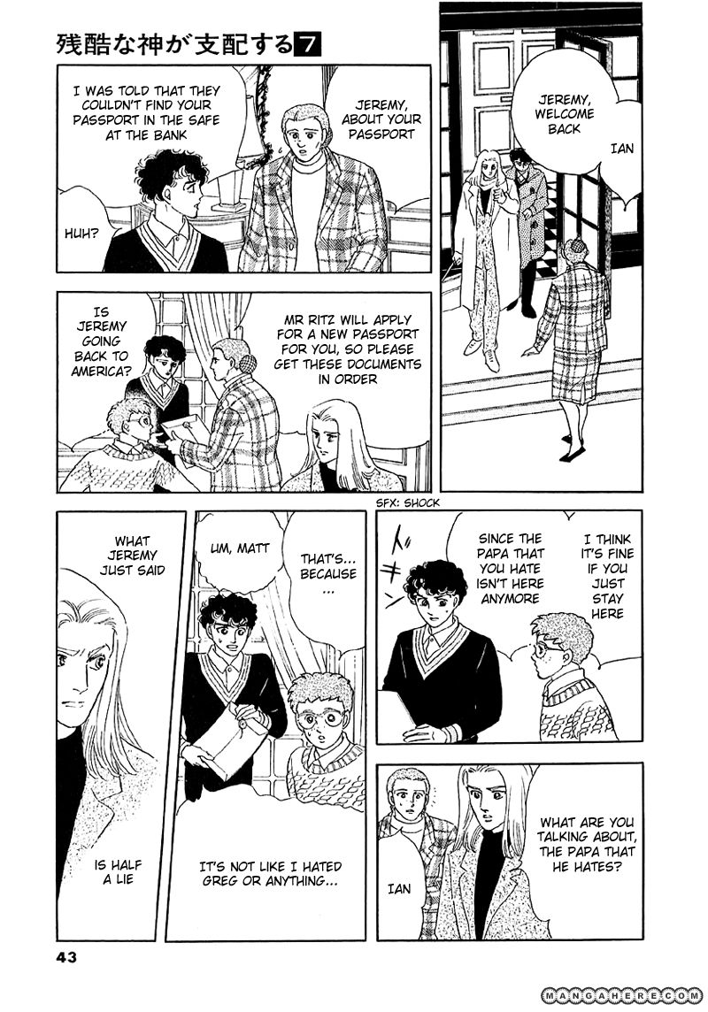 Zankoku na Kami ga Shihai Suru 41 Page 2