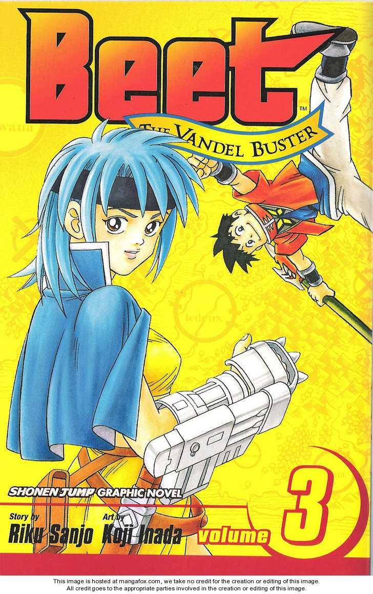 Beet the Vandel Buster 7 Page 1