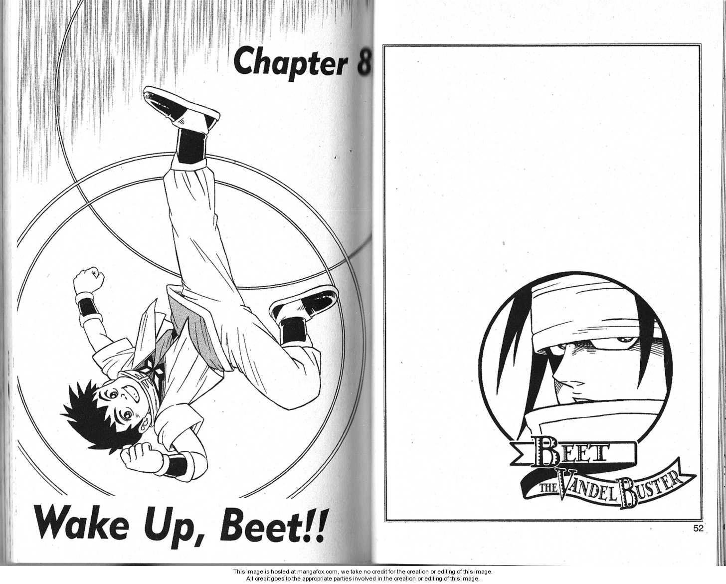 Beet the Vandel Buster 8 Page 1