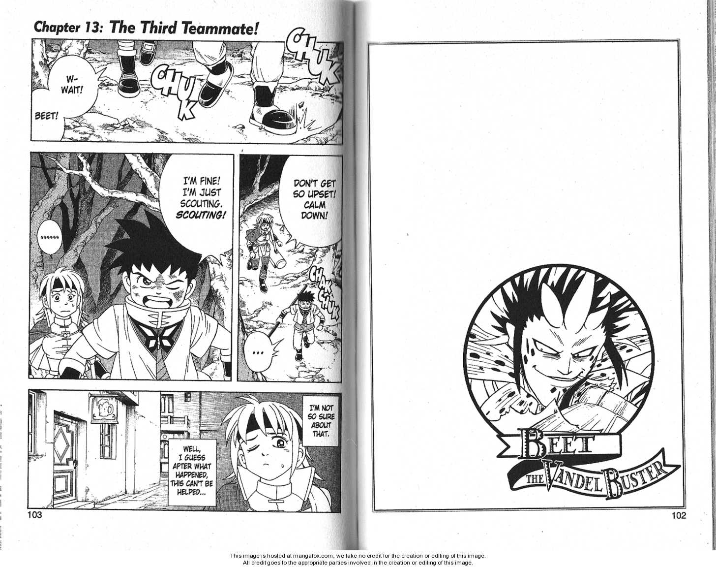 Beet the Vandel Buster 13 Page 1