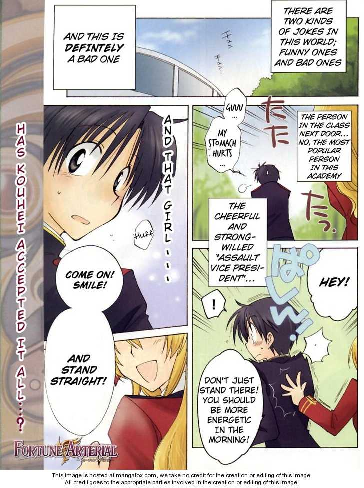 Fortune Arterial 8 Page 2