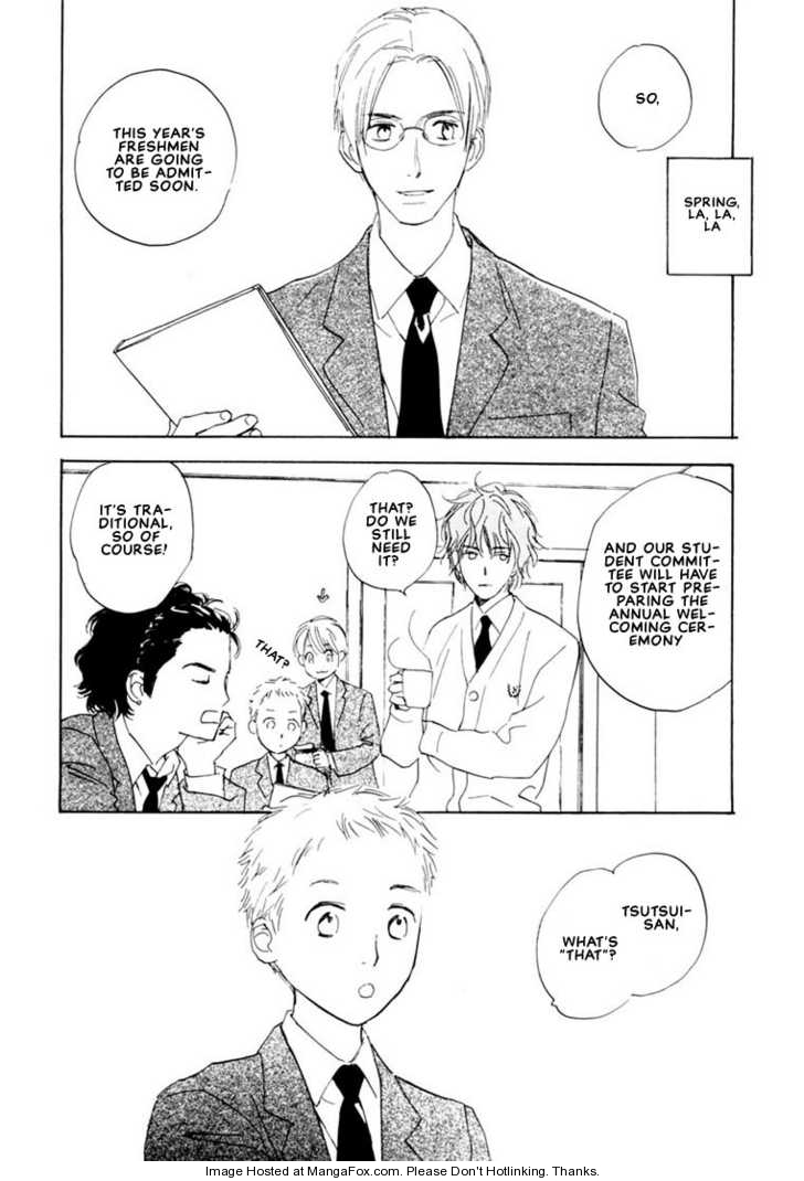 Kimi ni wa Katenai! 6 Page 2