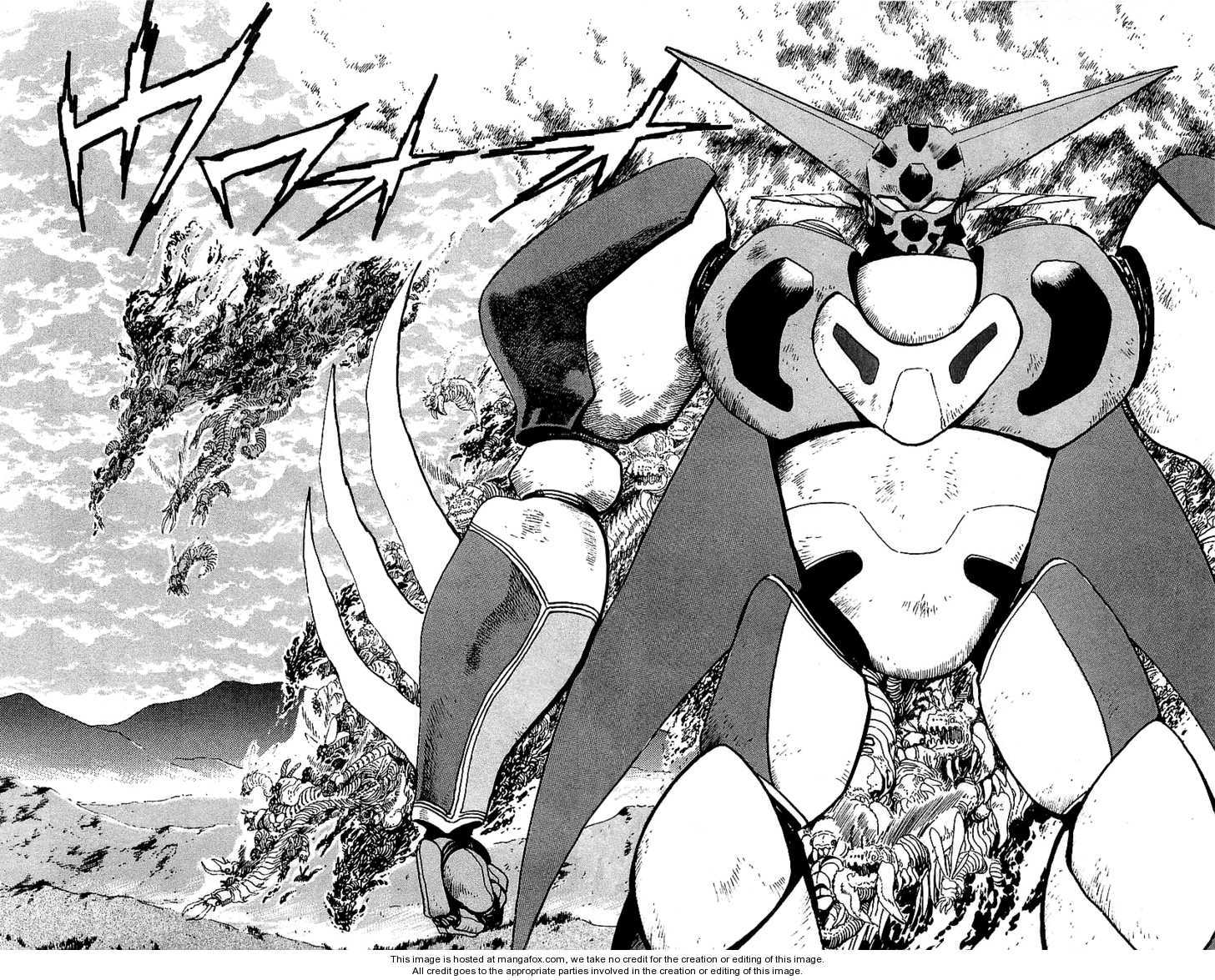 Getter Robo Go 4 Page 2